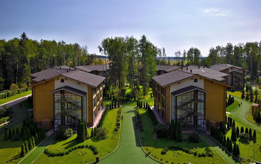 Отель LES Art Resort