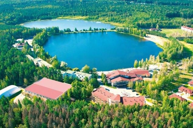 Отель Яхонты Ногинск (Природный курорт Яхонты)
