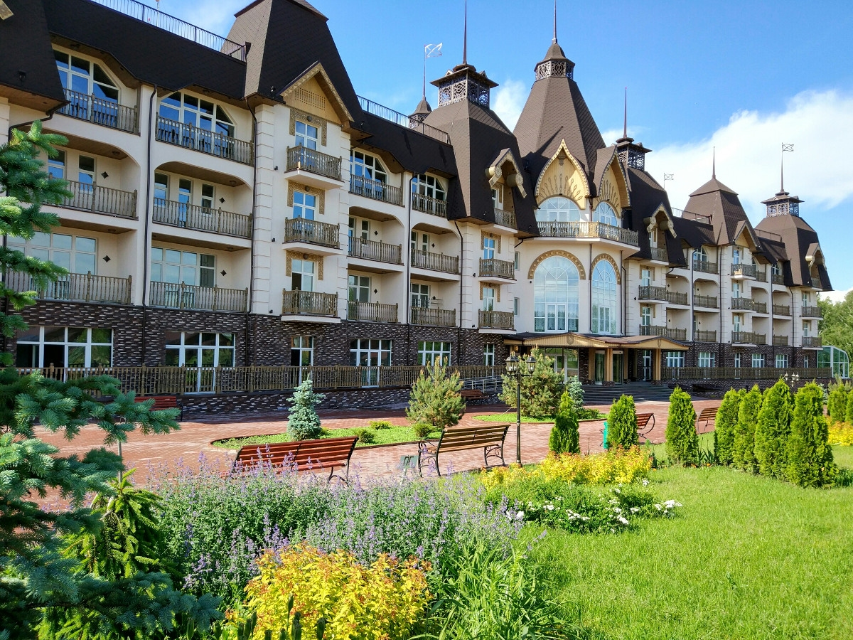 Гостиничный комплекс «Орловский»