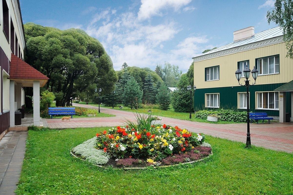 Загородный отель «Сосновый бор»