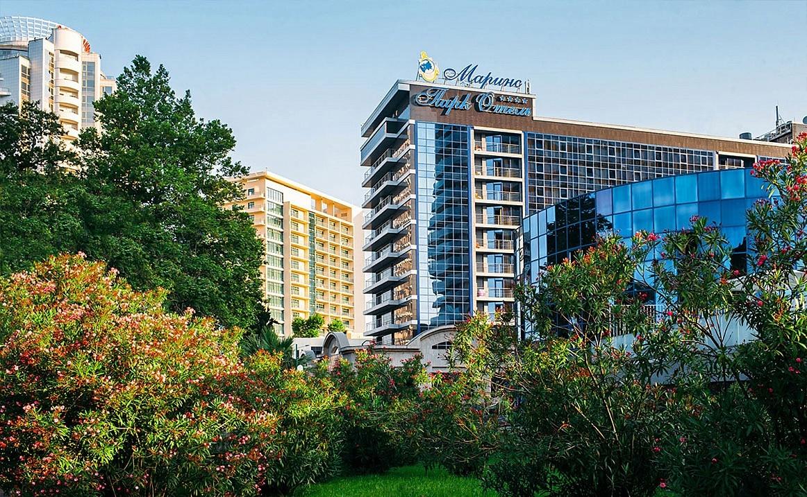 Гостиница «Маринс Парк Отель Сочи»