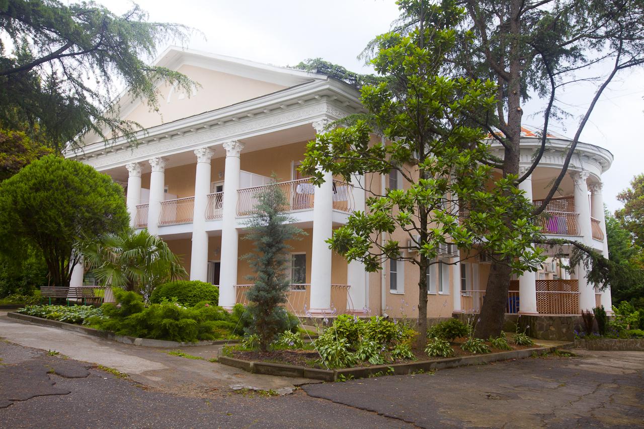 Курортный отель «Ателика Небуг»