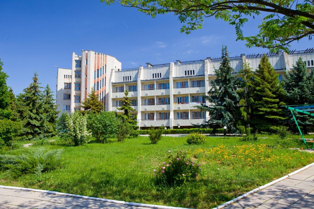 Курортный отель «Ателика Таврида»