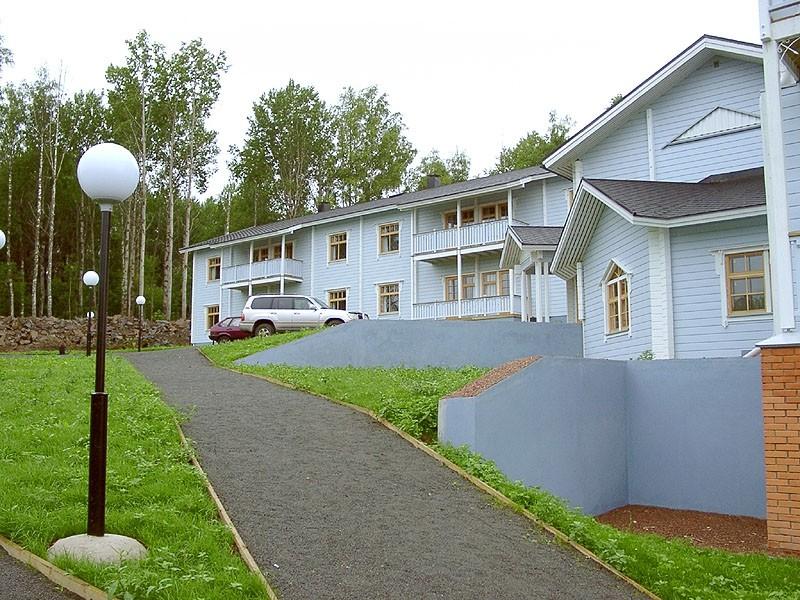 """Эко-отель HELIOPARK Eco & Spa Medical Karelia (EX.Санаторий """"Дворцы"""")"""