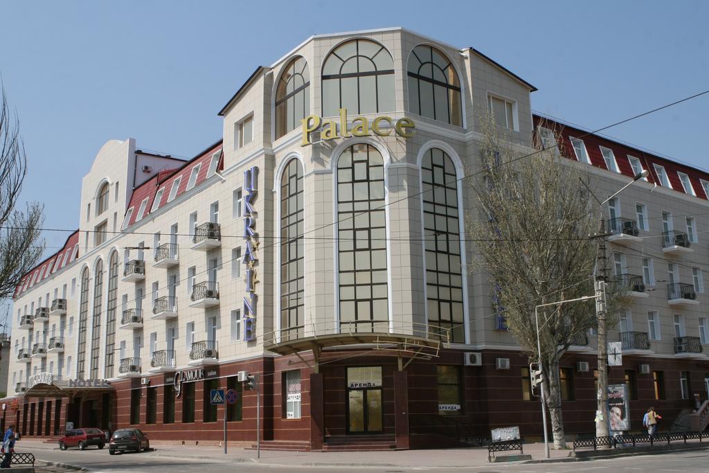 Гостиница «Украина Палас»