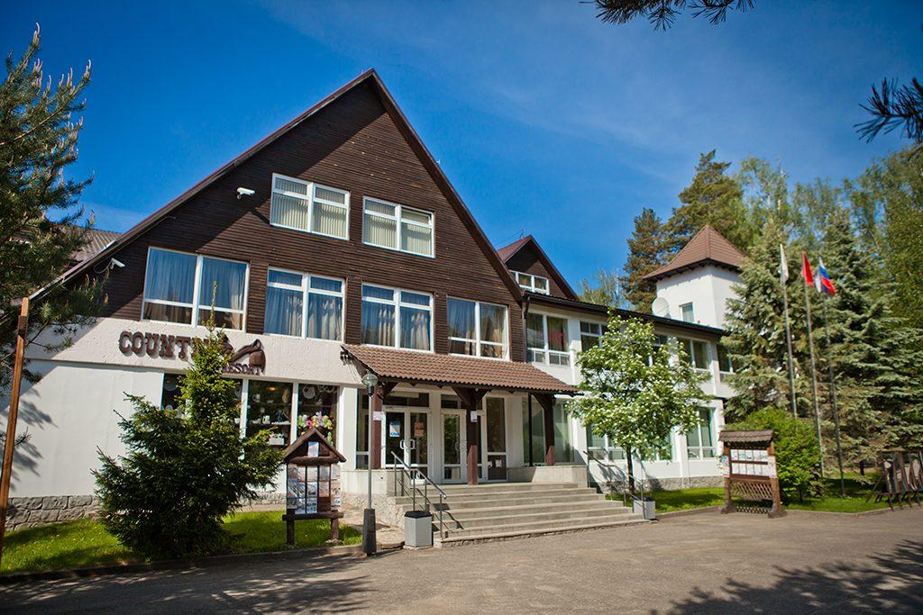 Отель Country Resort возобновляет работу с 15.05.2020